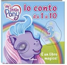 Lpgcsostenible.es Io conto da 1 a 10. È un libro magico! My little pony Image