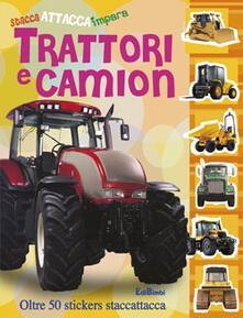 Antondemarirreguera.es Trattori e camion Image