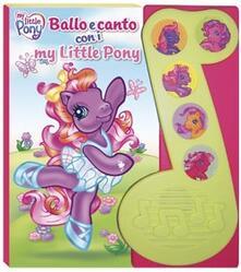 Antondemarirreguera.es Ballo e canto con i My Little Pony. Libro sonoro Image