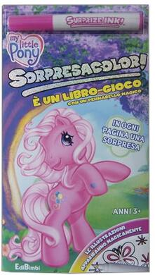 Antondemarirreguera.es Sorpresacolor. My little pony Image