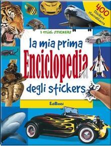 Radiospeed.it La mia prima enciclopedia degli stickers Image