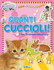 Quanti cuccioli. Con adesivi.pdf