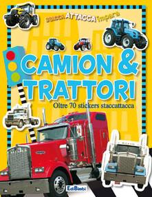 Antondemarirreguera.es Camion & trattori. Con adesivi Image