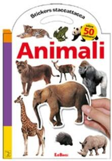 Ipabsantonioabatetrino.it Animali. Con stickers Image