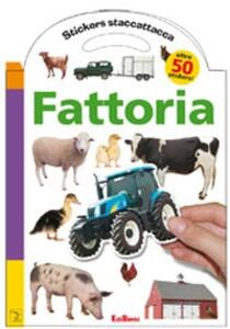 Fattoria. Con stickers