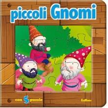 Recuperandoiltempo.it Gli gnomi. Con 5 puzzle Image