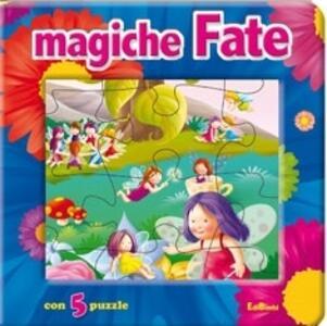Le fate. Con 5 puzzle