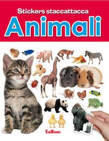Fondazionesergioperlamusica.it Animali. Con adesivi Image