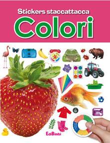 Ipabsantonioabatetrino.it Colori. Con adesivi Image