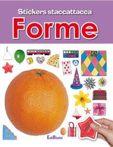 Forme. Con adesivi
