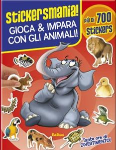 Libro Gioca & impara con gli animali! Stickersmania