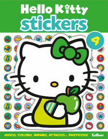 Daddyswing.es Hello Kitty. Stickers. Vol. 4 Image