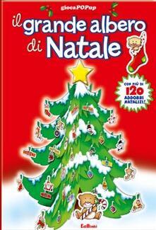Listadelpopolo.it Il grande albero di Natale. Libro pop-up Image