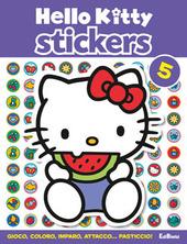 Hello Kitty. Stickers. Vol. 5