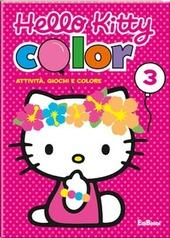 Color 3. Hello Kitty