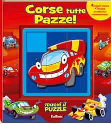 Vitalitart.it Corse tutte pazze! Libro puzzle Image