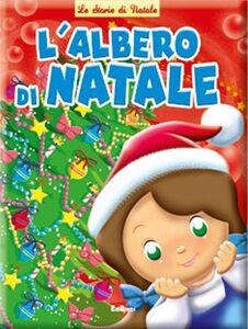 Libro L' albero di Natale