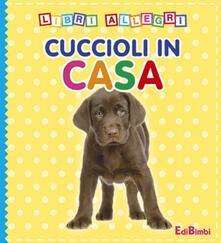 Listadelpopolo.it Cuccioli in casa Image