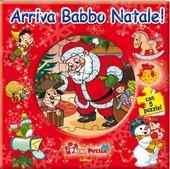 Arriva Babbo Natale! Libro puzzle
