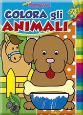 Colora gli animali. Con gadget