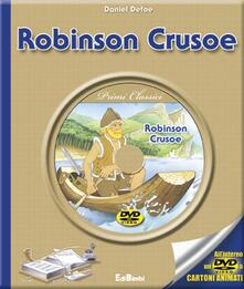 Steamcon.it Robinson Crusoe. Con DVD Image