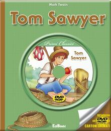 Voluntariadobaleares2014.es Tom Sawyer. Con DVD Image