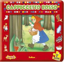 Filippodegasperi.it Cappuccetto Rosso. Con 5 puzzle Image