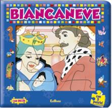 Tegliowinterrun.it Biancaneve. Con 5 puzzle Image