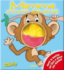 Camfeed.it Mimma scimmia dispettosa! Giocamorbidi Image