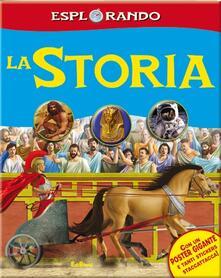 La storia. Con adesivi. Con poster. Ediz. illustrata.pdf
