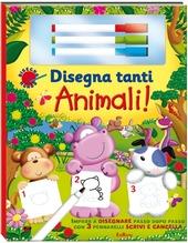 Disegna tanti animali! Disegnamondo