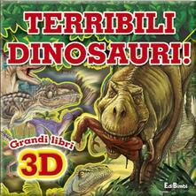 Terribili dinosauri. Osserva & gioca.pdf