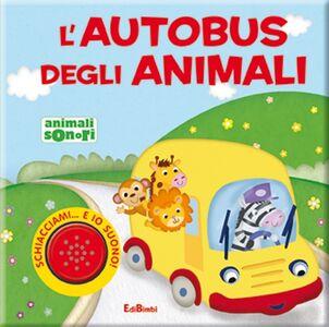 Libro L' autobus degli animali