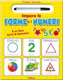 Winniearcher.com Impara le forme e i numeri. Prima scuola Image