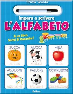 Impara a scrivere l'alfabeto. Prima scuola
