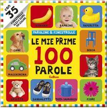 Listadelpopolo.it Le mie prime 1000 parole. Paroline & finestrelle Image