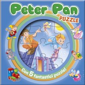 Peter Pan. Con 5 puzzle