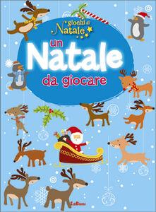Libro Un Natale da giocare