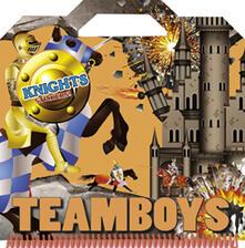 Lpgcsostenible.es Knights. Color & stickers Teamboys. Con adesivi Image