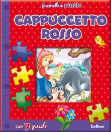 Winniearcher.com Cappuccetto Rosso. Finestrelle in puzzle. Ediz. illustrata Image