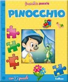 Festivalshakespeare.it Pinocchio. Finestrelle in puzzle. Ediz. illustrata Image