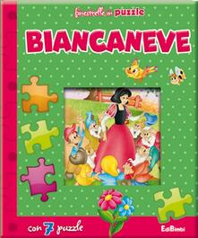 Premioquesti.it Biancaneve. Finestrelle in puzzle. Ediz. illustrata Image