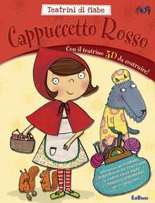 Daddyswing.es Cappuccetto Rosso. Teatrini di fiabe. Con gadget Image