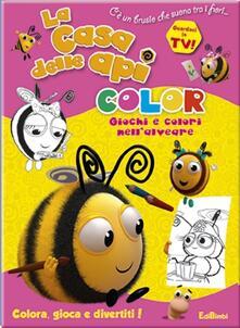 Winniearcher.com Giochi e colori nell'alveare. La casa delle api. Color Image