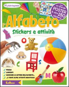 L alfabeto. Mi piace imparare. Con adesivi.pdf