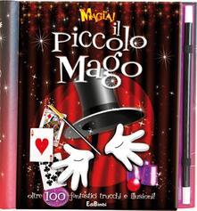Magia! Il piccolo mago. Oltre 100 fantastici trucchi e illusioni! Ediz. illustrata. Con gadget.pdf