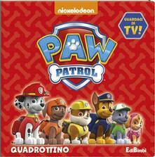 Tegliowinterrun.it Quadrottino. Paw Patrol Image