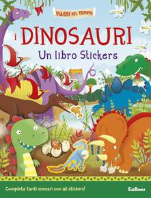 I dinosauri. Un libro stickers.pdf