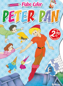 Peter Pan. Fiabe color
