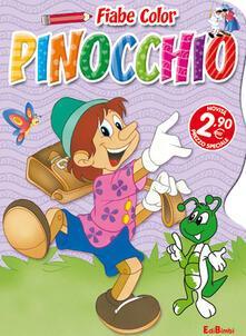 Tegliowinterrun.it Pinocchio. Fiabe color Image
